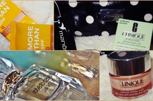 Clinique Augenpflege, Cavalli Parfum, Artemis Sonnen-Make-Up