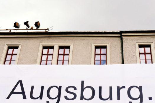Auszeit von der Auszeit in Augsburg