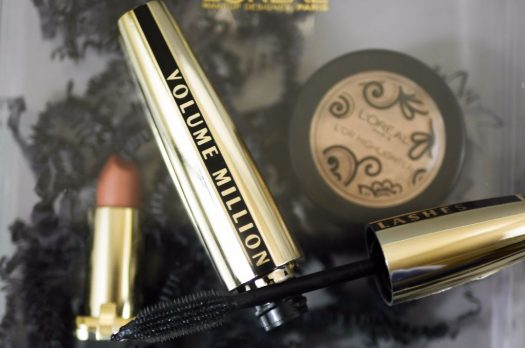 "L'O­réal Paris – Make-Up Desi­gner Box ""Extra­va­ganza Golden Muse"""