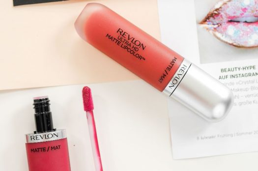 #REVLON – Ultra HD™ Gel Lip­color & Matte Lipgloss