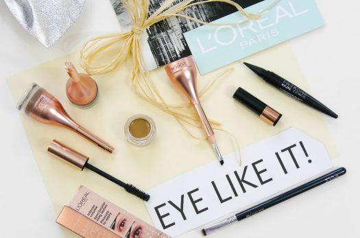"""L'Oréal Paris – """"Paradise Extatic"""" Mascara, Pomade &Kajal"""
