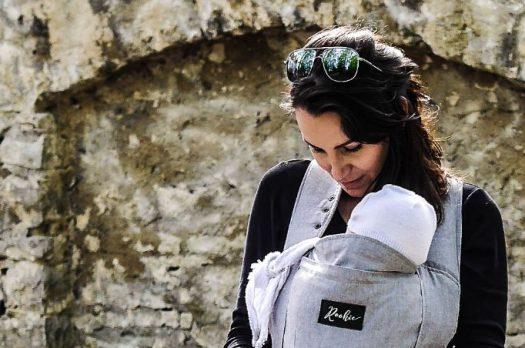 #ROOKIE Babytrage – Urvertrauen, Liebe &Geborgenheit für die Kleinsten