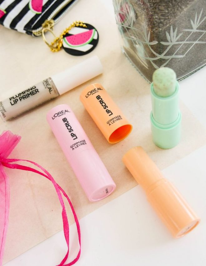 #LIPSPA mit L'oréal Paris – das Wellnessprogramm für deine Lippen