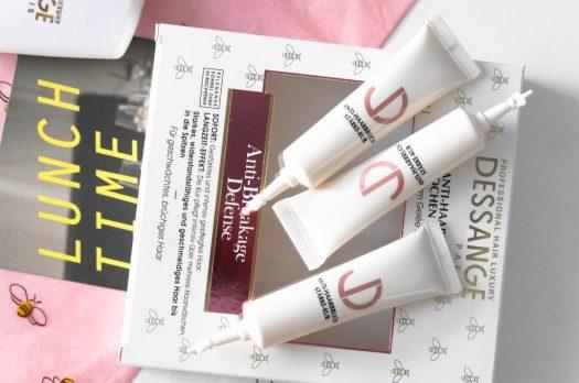 Anti-Haarbruch Pflegeserie von DESSANGE Paris mit Gelée Royal