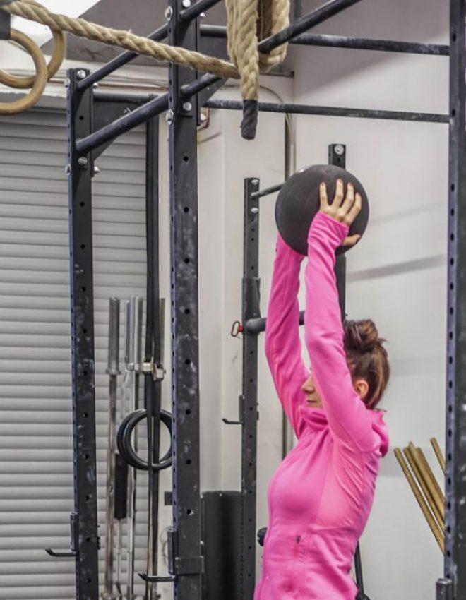 Foundation @ Crossfit Luparo – Hüpf, hüpf, hurra &mehr Gewicht wäre wunderbar!
