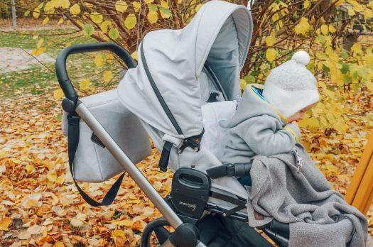 Grande Finale mit unserem Kinderwagen LIFE+ von Knorr-Baby – jetzt wird's sportlich!