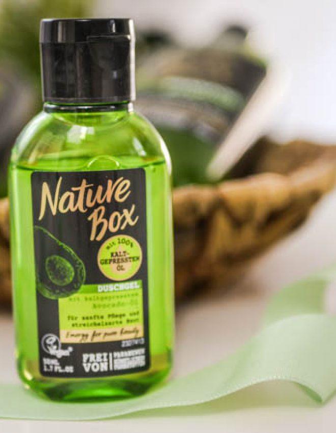 Nature Box Beauty – natürliche Pflegeprodukte für Haut &Haare