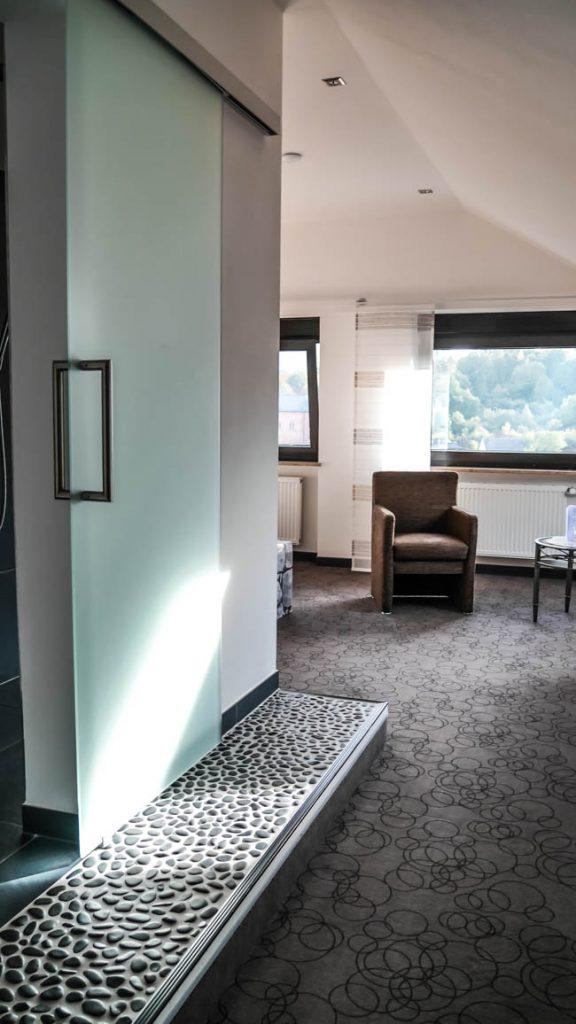 PR-Reise, Bewertung Wellnesshotel Landhaus am Hirschhorn, Wilgartswiesen, Rheinland-Pfalz.